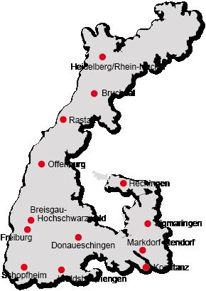 SKM-Ortsverbände des Erzbistums Freiburg